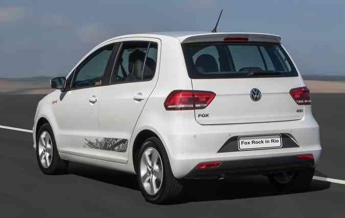 Dirigibilidade do Fox é o principal atrativo do veículo (foto: Volkswagen / Divulgação )