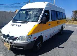 Mercedes-benz Sprinter 413-d Chassi Curto/Longo Diesel em Belo Horizonte, MG valor de R$ 70.000,00 no Vrum