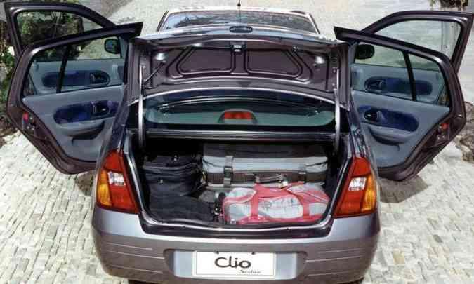 Antes de colocar as malas no carro e a família na estrada é preciso ficar atento a alguns detalhes(foto: Renault/Divulgação)