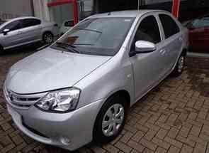 Toyota Etios X Sedan 1.5 Flex 16v 4p Mec. em Londrina, PR valor de R$ 34.900,00 no Vrum