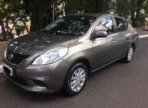 Nissan Versa Sv 1.6 16v Flex Fuel 4p Mec. em São Paulo, SP valor de R$ 32.000,00 no Vrum