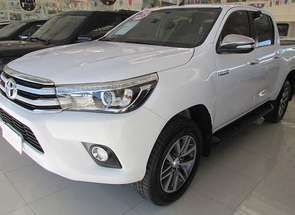 Toyota Hilux CD Srx 4x4 2.8 Tdi 16v Diesel Aut. em Brasília/Plano Piloto, DF valor de R$ 123.000,00 no Vrum