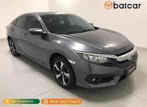Honda Civic Sedan Ex 2.0 Flex 16v Aut.4p em Brasília/Plano Piloto, DF valor de R$ 83.500,00 no Vrum