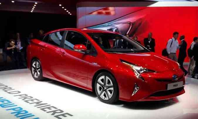 Toyota Prius(foto: Pedro Cerqueira/EM/D.A Press)