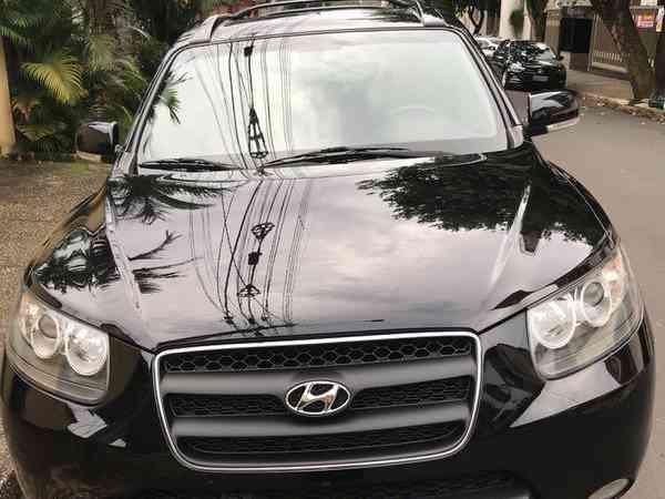 Hyundai Santa Fe Gls 2.7 V6 4x4tiptronic 2010 R$ 40.000,00 MG VRUM