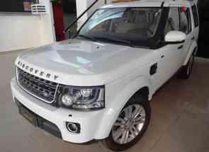 Land Rover Discovery4 Se 3.0 4x4 Tdv6/Sdv6 Die.aut. em Londrina, PR valor de R$ 199.000,00 no Vrum