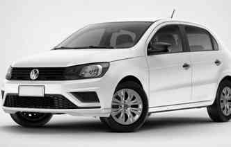 Principal novidade de Gol e Voyage está no pacote Urban Completo II. Foto: Volkswagen / Divulgação