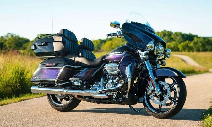 Harley-Davidson CVO 117 Limited(foto: Harley-Davidson/Divulgação)