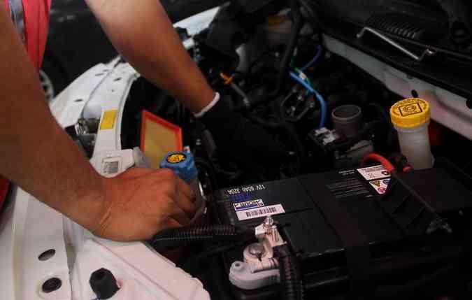 Pesquise sempre o melhor preço para a manutenção (foto: Thalyta Tavares / Esp. DP )