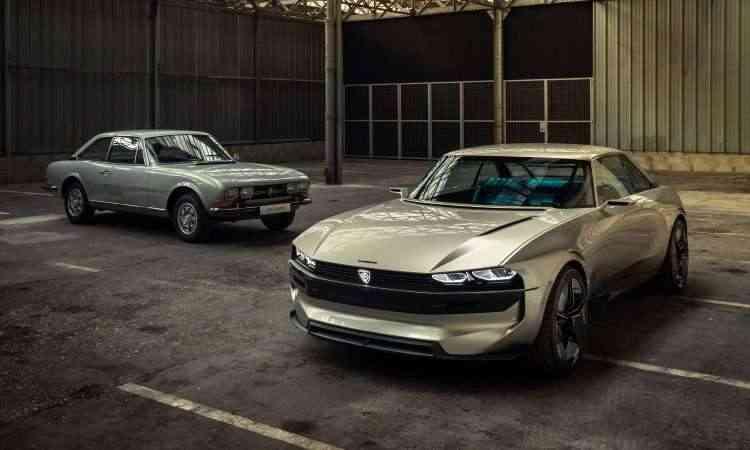 Peugeot e-Legend - Peugeot/Divulgação