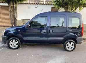 Renault Kangoo Authentique Hi-flex 1.6 16v em Sete Lagoas, MG valor de R$ 17.000,00 no Vrum