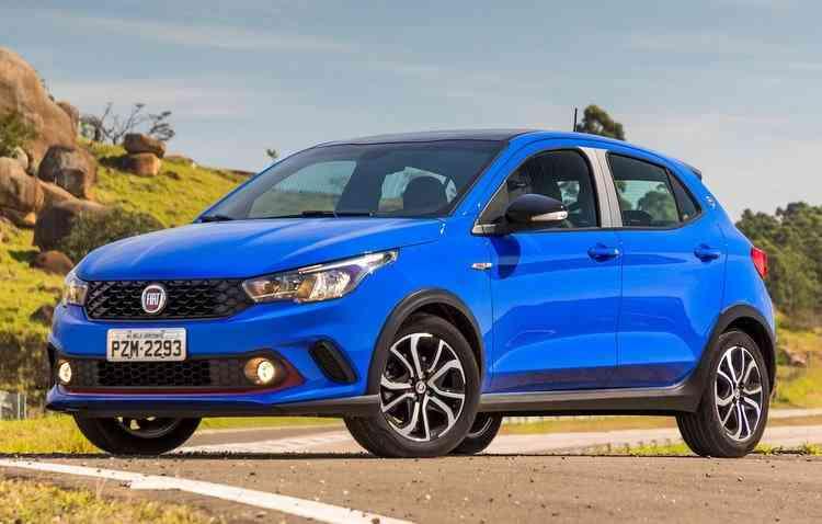 Fiat Argo tem recall de quase todas as unidades vendidas