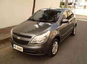 Chevrolet Agile Ltz 1.4 Mpfi 8v Flexpower 5p em Belo Horizonte, MG valor de R$ 25.500,00 no Vrum