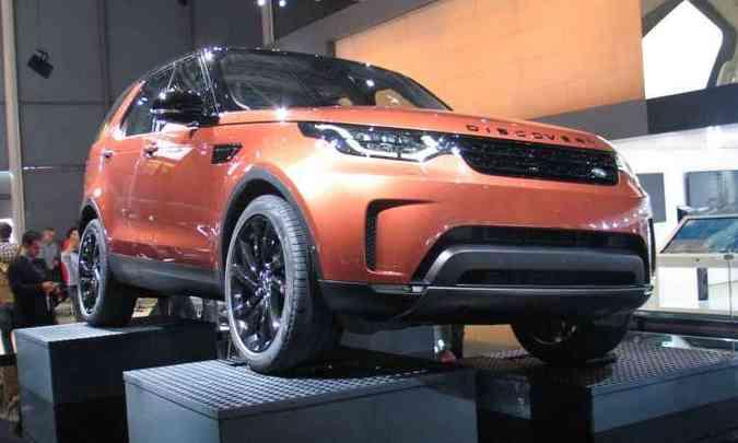 Land Rover Discovery 4(foto: Enio Greco/EM/D.A Press)