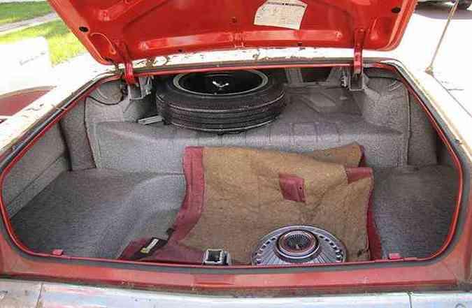 Chevrolet Impala vendido por US$ 97,5 mil(foto: VanDerBrink Auctions/Divulgação)