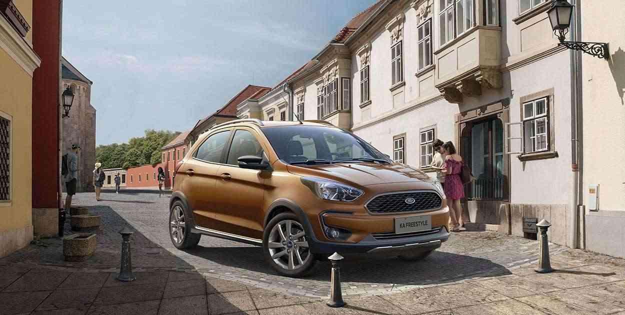 Divulgação/ Ford