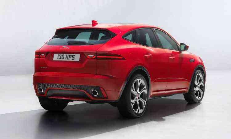 ... para favorecer ainda mais o desempenho, proporcionado por motores a diesel ou a gasolina - Jaguar/Divulgação