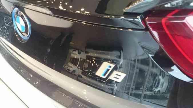 BMW i3 e i8Marcello Oliveira/EM/D.A PRESS