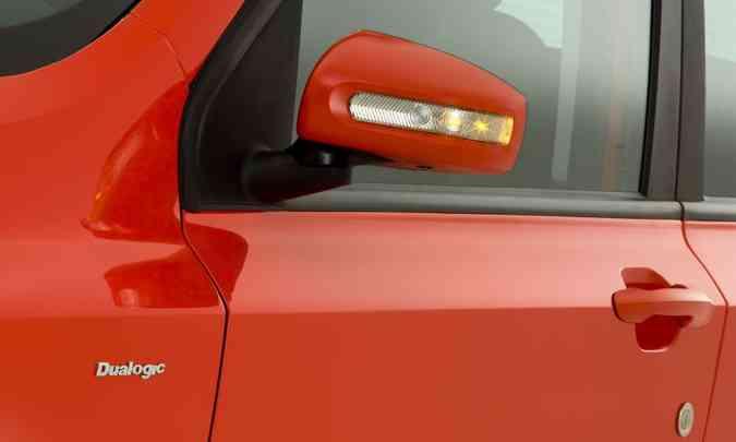 Fiat fez o mais amplo uso do câmbio Dualogic, como foi denominado(foto: Fiat/Divulgação)