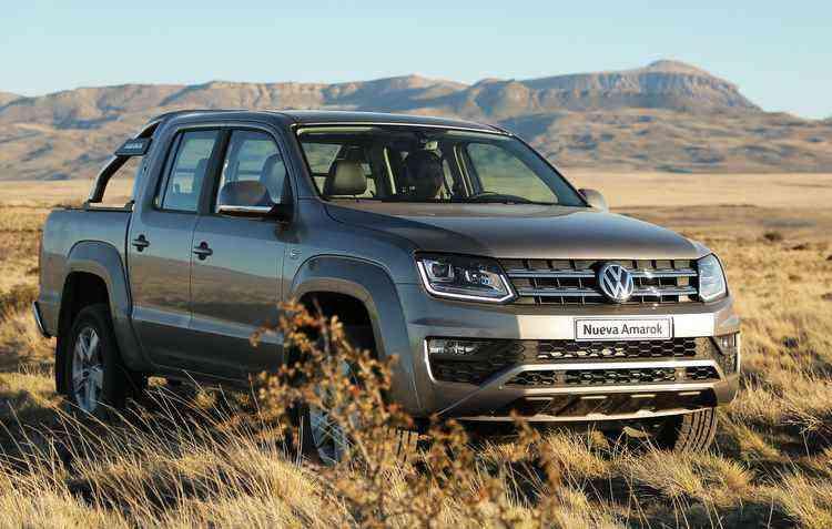 Amarok SE cabine dupla ficou R$ 1.400 mais cara, o maior aumento divulgado - Volkswagen/divulgação
