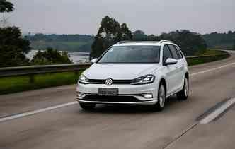 Golf Variante. Foto: Volkswagen / Divulgação