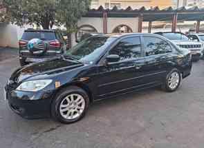 Honda Civic Sedan LX/Lxl 1.7 16v 115cv Aut. 4p em Belo Horizonte, MG valor de R$ 27.800,00 no Vrum