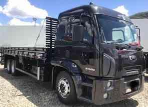 Ford Cargo 2429 e 6x2 Turbo 2p (diesel)(e5) em Belo Horizonte, MG valor de R$ 70.000,00 no Vrum