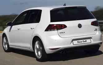 Nova motorização chega para tentar mudar os poucos quatro mil modelos que foram vendidos este ano(foto: Volkswagen / Divulgação)