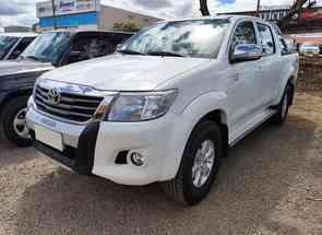Toyota Hilux CD Srv 4x4 2.7 Flex 16v Aut. em Brasília/Plano Piloto, DF valor de R$ 85.900,00 no Vrum