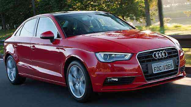 O Audi S3 Sedan é moderno, mas não tem linhas tão ousadas quanto o concorrente - Audi/Divulgação