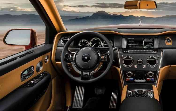Rolls Royce / Divulgacao