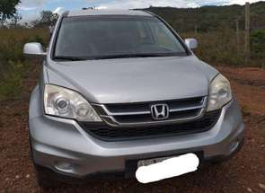 Honda Cr-v Exl 2.0 16v 4wd/2.0 Flexone Aut. em Belo Horizonte, MG valor de R$ 35.000,00 no Vrum