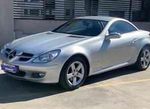 Mercedes-benz Slk-200 Kompressor 16v/ 200 Cgi 16v em Belo Horizonte, MG valor de R$ 125.000,00 no Vrum