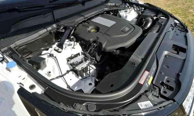 Motor com mais de 60kgfm de torque faz o Discovery subir até parede - Juarez Rodrigues/EM/D.A Press