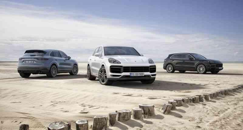 Novo Cayenne - Porsche/ Divulgação