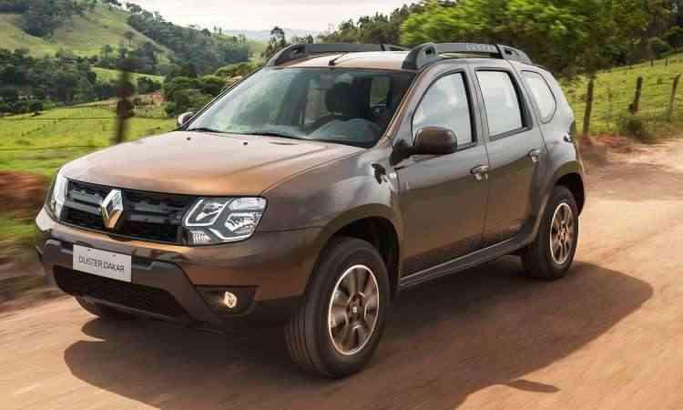 Renault faz recall dos modelos Sandero, Logan, Duster, Duster Oroch e Kwid