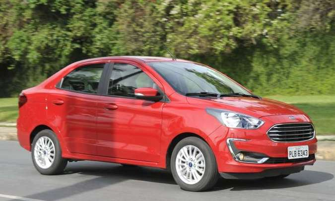 Ford Ka(foto: Jair Amaral/EM/D.A Press)