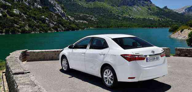 Motorização continuará a mesma da geração atual, com 1.8 e 2.0 - Toyota/divulgação