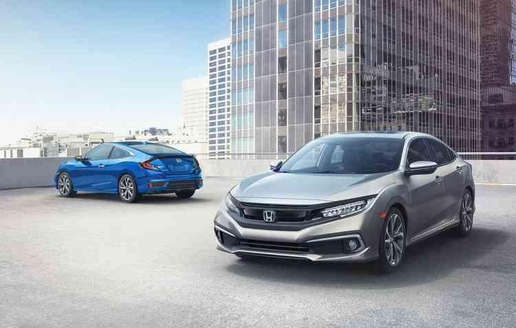 Alterações são válidas apenas aos modelos comercializados nos EUA - Honda/Divulgação