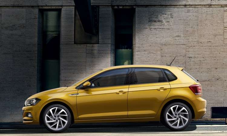Este modelo de roda, com aro de 17 polegadas, é opcional - Volkswagen/Divulgação
