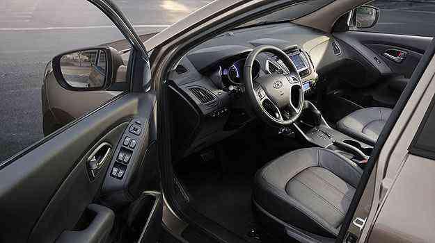 Hyundai vai verificar o torque dos parafusos de fixação da bolsa de airbag do condutor, montados no volante do veículo - Hyundai/Divulgação