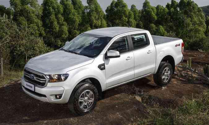 Ford Ranger XLS(foto: Ford/Divulgação)