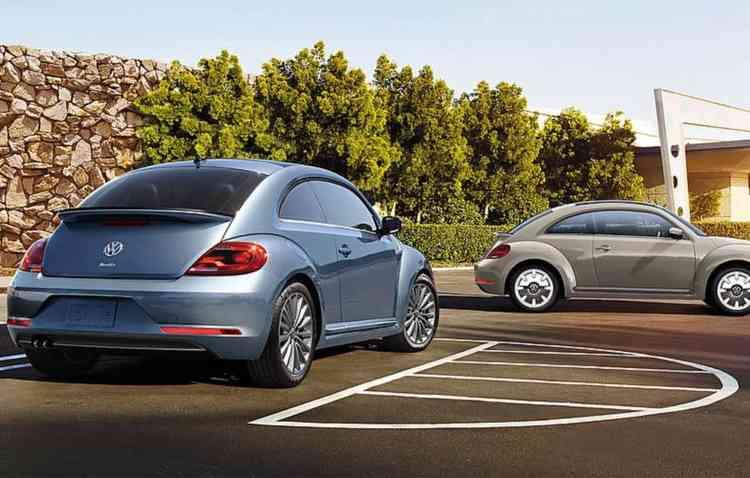 Existe uma possibilidade de que o Fusca seja relançado daqui alguns anos em uma versão elétrica. Foto: Volkswagen / Divulgação -