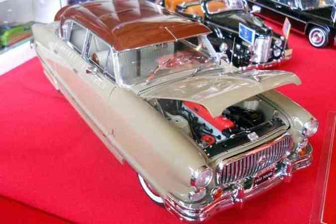 Encontro reúne miniaturas de carros em Belo Horizonte neste sábadoJorge Amaro/Divulgação