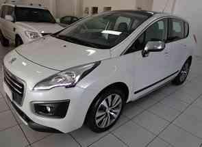 Peugeot 3008 Griffe 1.6 Turbo 16v 5p Aut. em Londrina, PR valor de R$ 79.900,00 no Vrum