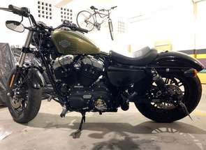 Harley-davidson XL 1200x Forty Eight Sportster em Belo Horizonte, MG valor de R$ 41.300,00 no Vrum
