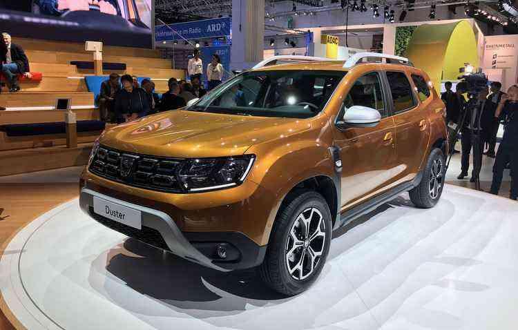 No Brasil, o novo Duster será lançado com motorizações já conhecidas - Jorge Moraes / DP