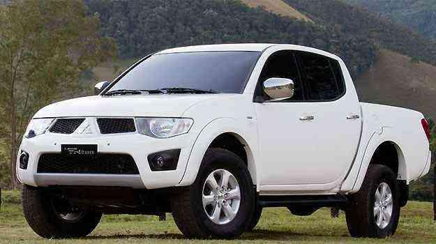 'Revisão especial' da L200 Triton sai a R$ 218,13, mas não está no site da marca - Mitsubishi/Divulgalção