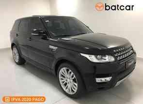 Land Rover Range R. Sport Hse Supercharged 3.0 V6 em Brasília/Plano Piloto, DF valor de R$ 239.000,00 no Vrum