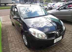 Renault Sandero Authentique Hi-flex 1.6 8v 5p em Londrina, PR valor de R$ 19.900,00 no Vrum